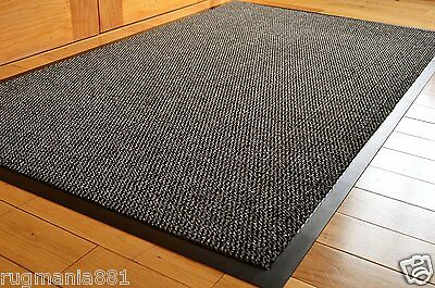 Non Slip Heavy Duty Large Dirt Trap Barrier Mat Office Door Rug Entrance Floor 8