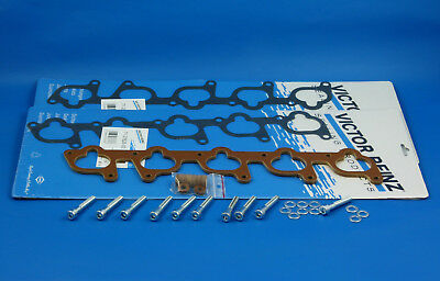 5mm Phenolic Spacer Power gasket set for Audi AAN ADU ABY 3B 7A RR RS2 S6 20V