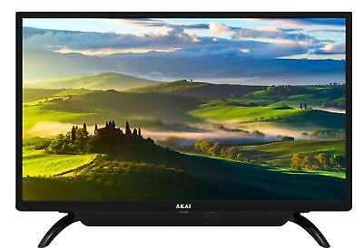 "Akai AKTV4028T Tv Led 39"" Hd Smart Tv Wi-Fi Nero televisore digitale terrestre"