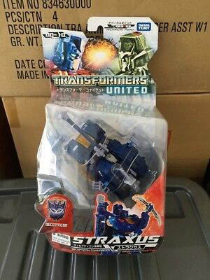 Takara Tomy Transformers United UN-10 Deluxe Class Straxus