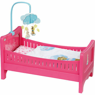 Neu Zapf Creation BABY born® Puppenbett 6595606