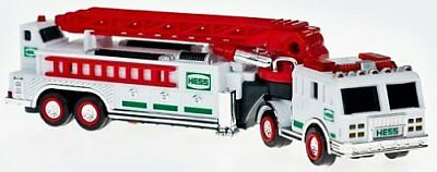 2010 Hess Miniature Fire Truck Christmas Gift For Kids Toy Xmas New