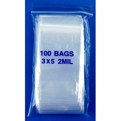 Storage Bags lot of 100 (Perfect for 3 3/4 Star Wars or GI Joe Action Figures)