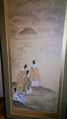 One-Panel Screen Painting, Meiji