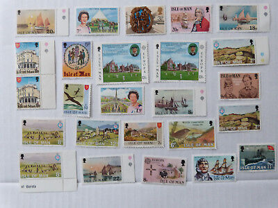 Unused Stamps Of The Isle Of Man