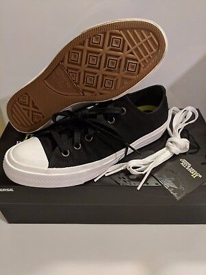 CONVERSE Chuck Taylor All Star 2, Black, UK 7 EU 40