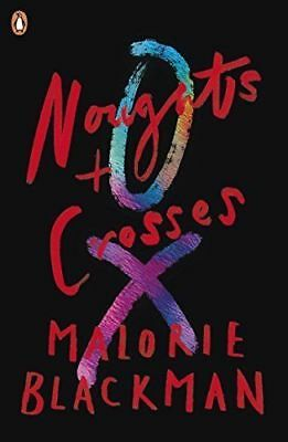 Noughts and Crosses Book 1 By Malorie Blackman NEW (Paperback) Book