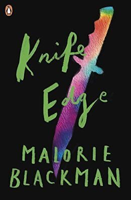 Knife Edge By Malorie Blackman New (Paperback) Book