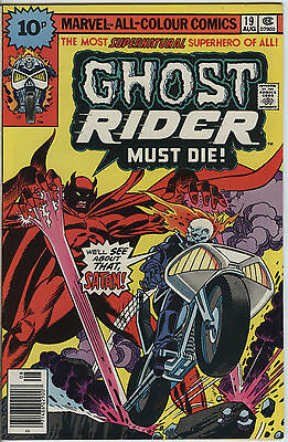Ghost Rider (vol 1) Issue 19 From 1976