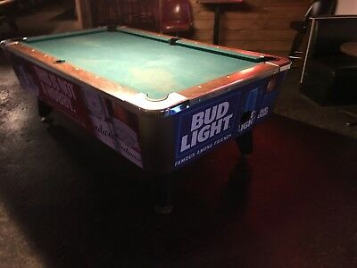 Valley 7ft Coin-op Pool Tables