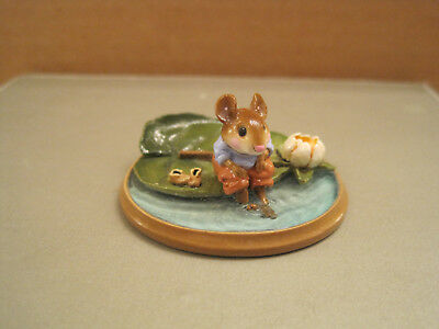 Wee Forest Folk PM-3 Lillypaddles - Pond Mice Series