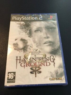 New Haunting Ground For PAL PS2 (New, Sealed, & Complete) Super Fast Shipping