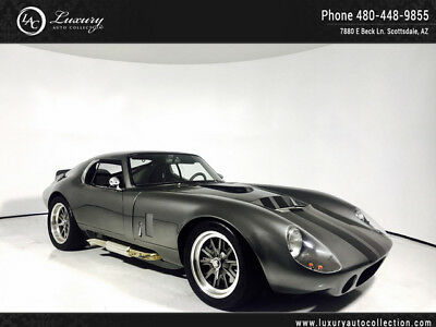 1965 Shelby Cobra Daytona Coupe | Factory Five | 6.2L Hot Cam | A/C
