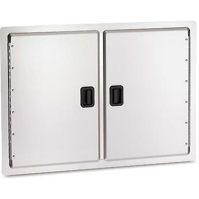 "Fire Magic Legacy 30"" x 20.5"" Stainless Double Access Door 23930-S"