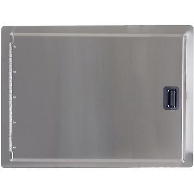 "Fire Magic Legacy 24.5"" X 17.5"" Stainless Single Access Door Horizontal 23917-S"