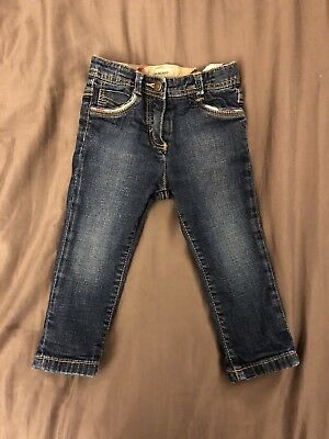 Burberry Toddler Children Jeans 18 Month