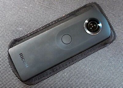 Ricoh THETA S 14.0MP Digital Camera - Black - USED