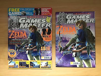 Gamesmaster #307 September 2016 Games Master Magazine - Free Postage