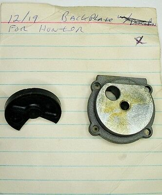 """E.D. HUNTER BACKPLATE WITH DISC  NEW"""" for MODEL AEROPLANE/BOAT ENGINE"""