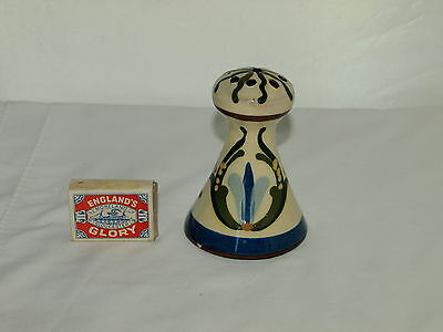 Longpark Torquay Pottery Hatpin Holder