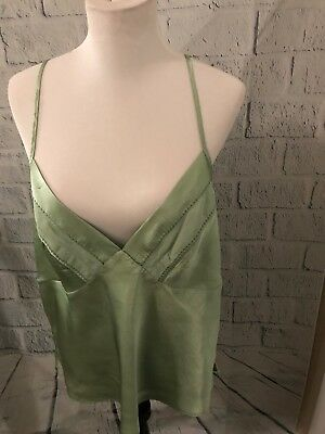 Womens Secret Treasure Chemise Top Size 2X- Preowned