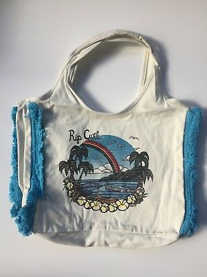 Rip Curl by Heather Brown Over the Rainbow Tote Bag. NEW with tag