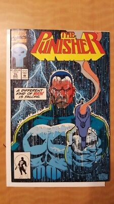 The Punisher (vol. 2) #76 Marvel Comics Book VF+ (8.5) NR Auction Free To Ship