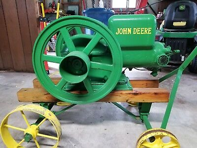 John Deere 3 hp hit miss engine