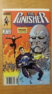 Punisher (vol.2) #22 Marvel Comics Book VF+ (8.5) NR Auction! Free To Ship!