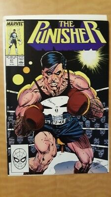 Punisher (vol.2) #21 Marvel Comics Book VF/NM (9.0) NR Auction! Free To Ship!