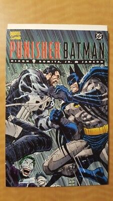 Punisher/Batman : Deadly Knights Marvel Comics Book VF/NM (9.0) NR Auction
