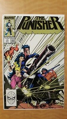 Punisher (vol.2) #11 Marvel Comics Book VF/NM (9.0) NR Auction! Free Shipping!