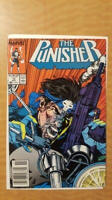 Punisher (vol.2) #13 Marvel Comics Book VF (8.0) Huge NR Auction! Free Shipping!