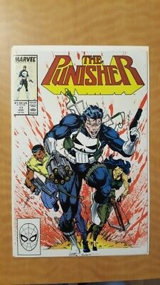 Punisher (vol.2) #17 Marvel Comics Book VF/NM (9.0) Huge NR Auction Free To Ship