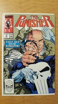Punisher (vol.2) #18 Marvel Comics Book VF/NM (9.0) Huge NR Auction Free To Ship