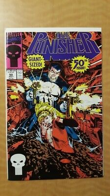 Punisher (vol.2) #50 Marvel Comics Book VF/NM (9.0) NR Auction! Free Shipping!