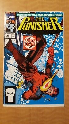 Punisher (vol.2) #46 Marvel Comics Book VF+ (8.5) NR Auction! Free Shipping!