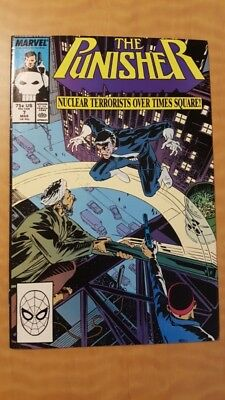 Punisher (vol. 2) #7 Marvel Comics Book VF+ (8.5) Free To Ship! Huge NR Auction!