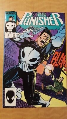 Punisher (vol. 2) #4 Marvel Comics Book VF+ (8.5) Free To Ship! Huge NR Auction!