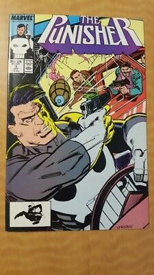 Punisher (vol. 2) #3 Marvel Comics Book VF+ (8.5) Free To Ship! Huge NR Auction!