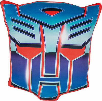 Neu JOY TOY Transformers Logo Kissen 33x33 cm 6909204