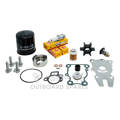 Yamaha Annual Service Kit for 60hp 4 Stroke Outboard