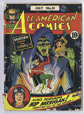 All American Comics 51  FR/GD