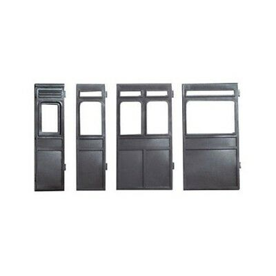 Peco OR-50 On30 Single Window Coach Doors (4) Parts for Scratch Builders