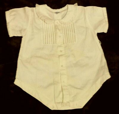 Vintage 1-Piece Baby Outfit/a-Lad-N-Togs/size 1/unisex