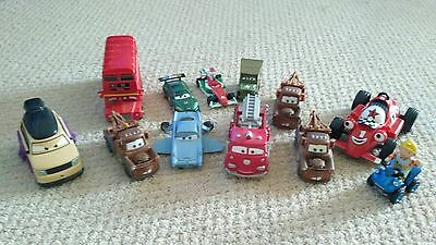 Various Toys Mario Figurines Cars Musical Instruments Dragons