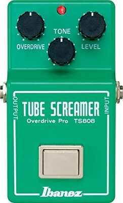 IBANEZ TS-808 TS808 Tube Screamer Guitar Effect Pedal Overdrive From Japan F/S