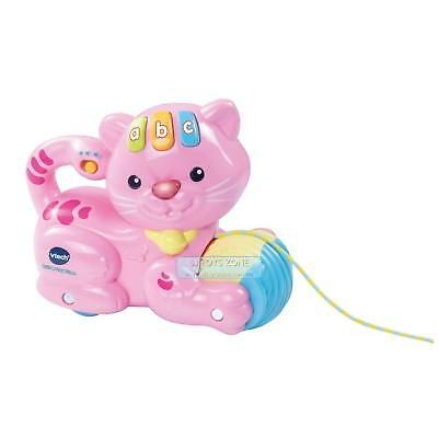 Vtech Pull Along Kitten Pink Baby & Toddler Toy