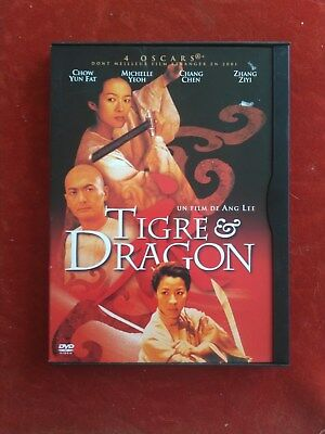 DVD Tigre et dragon CHOW YUN FAT-MICHELLE YEOH  Occasion