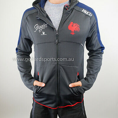 Sydney Roosters 2017 Carbon Workout Hoody: Sizes S - L